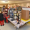 (Brad Davis/The Register-Herald) Students take their turns making their presentations to judges during the R.E.S.A. 1 Regional Social Studies Fair Saturday morning at the Beckley-Raleigh County Convention Center. Students from Monroe, McDowell, Raleigh, Summers and Wyoming Counties presented 191 projects with awards going out in nine different categories over three grade divisions (3rd-5th, 6th-8th and 9th-12th).