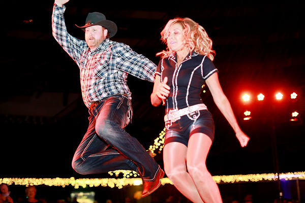 The 6th annual United Way of Southern West Virginia's Dancing With the Stars at the Beckley-Raleigh County Convention Center in Beckley on Friday. (Chris Jackson/The Register-Herald)
