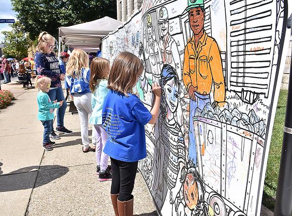 (Brad Davis/The Register-Herald) 2017 Kids Classic Festival.