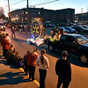 (Brad Davis/The Register-Herald) Scenes from the Fayetteville Christmas Parade Friday night.