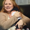 Erica Jones with her newly born son Greyson Xavier Jones.<br /> (Rick Barbero/The Register-Herald)
