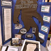 (Brad Davis/The Register-Herald) All sorts of subjects were tackled during the R.E.S.A. 1 Regional Social Studies Fair Saturday morning at the Beckley-Raleigh County Convention Center. Students from Monroe, McDowell, Raleigh, Summers and Wyoming Counties presented 191 projects with awards going out in nine different categories over three grade divisions (3rd-5th, 6th-8th and 9th-12th).