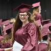 (Brad Davis/The Register-Herald) Woodrow Wilson High School's 91st Commencement Saturday evening at the Beckley-Raleigh County Convention Center.