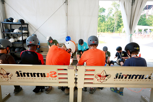 2017 National Jamboree at The Summit Bechtel Reserve. (Chris Jackson/The Register-Herald)