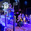 (Brad Davis/The Register-Herald) Scenes from the Oak Hill Christmas Parade Saturday night.