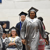 Class of 2017 Valley High Commencement Saturday in Smithers. (Chris Jackson/The Register-Herald)