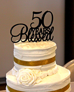 Mom & Dad's 50th Anniversary!