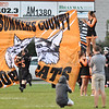 Summers County's football team tacked the field during their high school football game against Shady Spring Friday in Hinton. (Chris Jackson/The Register-Herald)