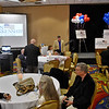 (Brad Davis/The Register-Herald) Early stages of Don Blankenship's results party Tuesdqay night at the Charleston Marriott.
