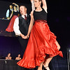 (Brad Davis/The Register-Herald) Alison Ibarra and Dr. Jeff Harvey perform during the United Way of Southern West Virginia's Dancing With the Stars fundraising event Friday night at the Beckley-Raleigh County Convention Center.