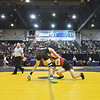 (Brad Davis/The Register-Herald) Scenes from the 2018 State Wrestling Tournament at Huntington's Big Sandy Arena.