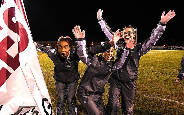 Woodrow Wilson vs Capitol at Van Meter Stadium in Beckley Friday Night.<br /> (Rick Barbero/The Register-Herald)