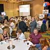 (Brad Davis/The Register-Herald) Activity buzzes during the early stages of Don Blankenship's results party Tuesdqay night at the Charleston Marriott.