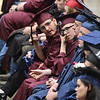 (Brad Davis/The Register-Herald) Academy of Careers and Technology's 2018 awards and graduation ceremony May 17 at the Beckley-Raleigh County Convention Center.
