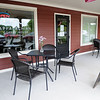 Some of the sitting area at the Appalachian Coffee House in Mt. Nebo. (Chris Jackson/The Register-Herald)
