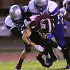 Woodrow Wilson vs Capitol at Van Meter Stadium in Beckley Friday Night.<br /> (Rick Barbero/The Register-Herald)
