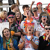 Independence fans cheering during the first half against Midland Trail Friday night at Independence High School.<br /> Rick Barbero/The Register-Herald)