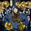 Members of the Shady Spring Dance team <br /> during their high school football game Friday in Shady Spring. (Chris Jackson/The Register-Herald)