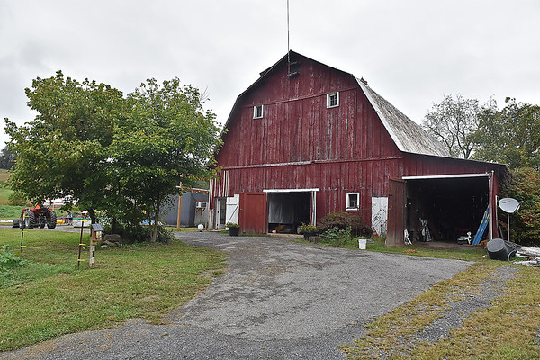 (Brad Davis/The Register-Herald) Sprouting Farms Croft and Training Center is located in Talcott and has only been in operation for a little over a year with tons of expansion on the horizon.