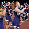 (Brad Davis/The Register-Herald) Indy cheerleaders perform Thursday night in Shady Spring.