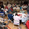 Community Christmas Dinner held at The Place in Beckley Monday afternoon.<br /> (Rick Barbero/The Register-Herald)