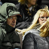 Shady Spring fans brace the cold, windy weather as they watch their team take on Liberty during their high school football game Friday in Shady Spring. (Chris Jackson/The Register-Herald)