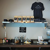 Merchandise, coffee and pastries at the Appalachian Coffee House in Mt. Nebo. (Chris Jackson/The Register-Herald)