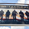(Brad Davis/The Register-Herald) The sign that hangs outside of Tactical Solutions Group, LLC, located at 219 North Eisenhower Drive.