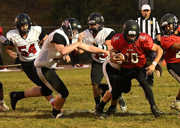 Liberty vs Pikeview at Liberty High School in Glen Daniels.<br /> (Rick Barbero/The Register-Herald)