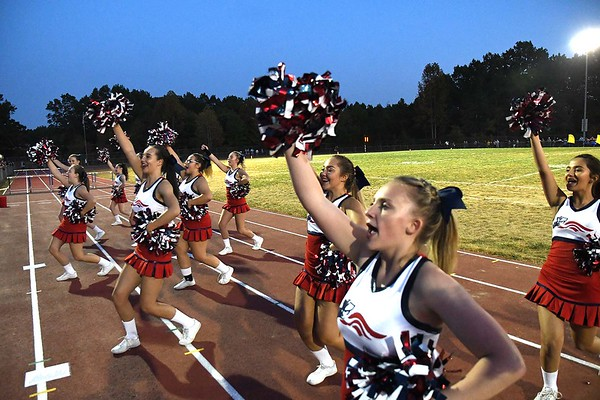 Independence vs Shady Spring at Independence High School<br /> (Rick Barbero/The Register-Herald)