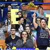 (Brad Davis/The Register-Herald) Greenbrier West fans and family showed up in full force to cheer on their Cavaliers against opponent Paden City during State Volleyball Tournament action Friday afternoon at the Charleston Civic Center.