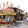 State Fair in Fairlea Friday afternoon.<br /> (Rick Barbero/The Register-Herald)
