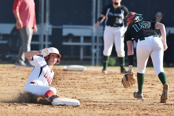 Wyoming East takes on Independence during their Class AA Region 3, Section 1 championship in Coal City on Monday. (Chris Jackson/The Register-Herald)