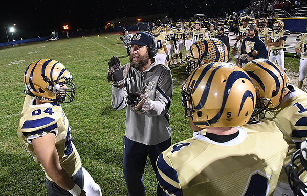Shady Spring vs Braxton Co. at Shady Spring High School.<br /> (Rick Barbero/The Register-Herald)