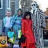 (Brad Davis/The Register-Herald) Scenes from Trick-or-Treating along Crescent Road Saturday evening.