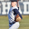 (Brad Davis/The Register-Herald) Shady Spring starting pitcher Justin Lovell delivers against Bluefield Wednesday evening in Shady Spring.