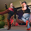 "(Brad Davis/The Register-Herald) 2020 Hunks in Heels ""Fur"" Real fundraising event at the Beckley Moose Lodge."
