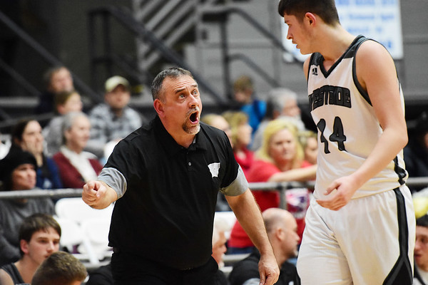 Westside beat Independence during their Class AA Region 3, Section 1 championship basketball in Beckley on Thursday. (Chris Jackson/The Register-Herald)