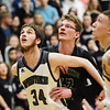 Westside hosted Wyoming East for their boys basketball game in Clear Fork on Tuesday. (Chris Jackson/The Register-Herald)