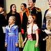 "Members of the cast rehears ""Frozen Jr."" at Tamarack in Beckley on Tuesday. (Chris Jackson/The Register-Herald)"