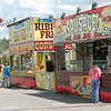 Hungry patrons turn out for tasty food on Saturday at the FAIRtastic food event held at the State Fairgrounds in Lewisburg. <br /> Photo by Christian M. Giggenbach