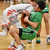 Greater Beckley Christian hosted Charleston Catholic in Prosperity on Tuesday. (Chris Jackson/The Register-Herald)