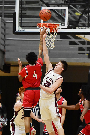 Woodrow Wilson hosts St. Albans for their Class AAA, Region 3 Conference Final Game in Beckley on Tuesday. (Chris Jackson/The Register-Herald)