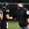 Liberty vs Clay County at Liberty High School Friday, September 25.<br /> (Rick Barbero/The Register-Herald)