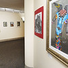"Tamarack has opened their Youth Art Gallery for a ""Celebrating the Seniors of 2020"" exhibition. This display boasts the work of some of the most talented 12th graders in the Mountain State, including some that are Tamarack juried artists, and gives them the recognition they deserve.<br /> <br /> ""We want to honor the graduating class of 2020,"" said Leah Dunmyer, Marketing Director at Tamarack. ""They missed out on a lot of the usual celebrations this year and this is our way of congratulating them for their accomplishments.""<br /> <br /> The Youth Art Gallery is now open to the public and thie display will be up until September 14. Tamarack is open Tuesday through Sunday from 10am to 6pm.<br /> Rick Barbero/The Register-Herald)"