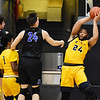 WVU Tech hosted Alice Loyd  during their River States Conference quarterfinal game in Beckley on Wednesday. (Chris Jackson/The Register-Herald)