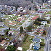 The Westwood Drive neighborhood in Beckley Friday. Residents in this neighborhood received notices in November that mining would be taking place beneath their properties within the next year. (Jenny Harnish/The Register-Herald)