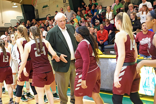 Governor Jim Justice shakes hands with Woodrow Wilson players after the Class AAA Region 3 Section 2 championship game at Greenbrier East in Fairlea Friday. (Jenny Harnish/The Register-Herald)