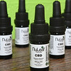 Bottles of CBD oils at Only Organics store on 1320 South Eisenhower Drive in Beckley.<br /> (Rick Barbero/The Register-Herald)