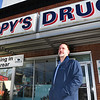 Matthew Wade, owner Eppy's Drug on Robert C Byrd Drive in Beckley.<br /> (Rick Barbero/The Register-Herald)